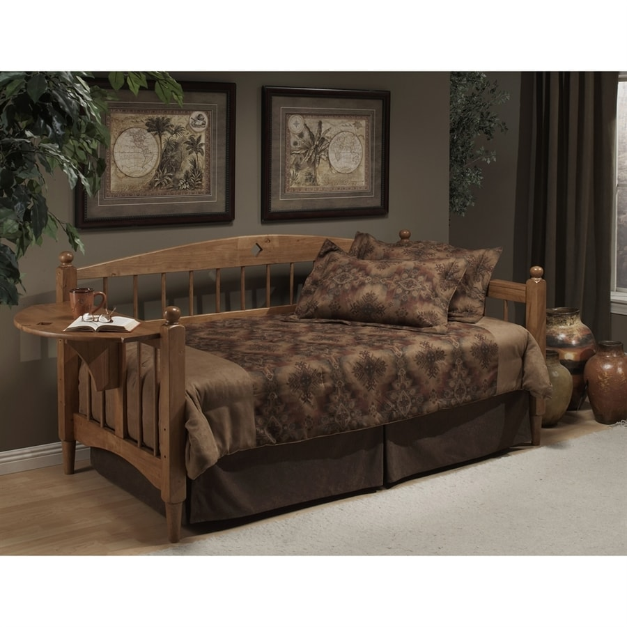 Hillsdale Furniture Dalton Medium Oak Twin Daybed Bed