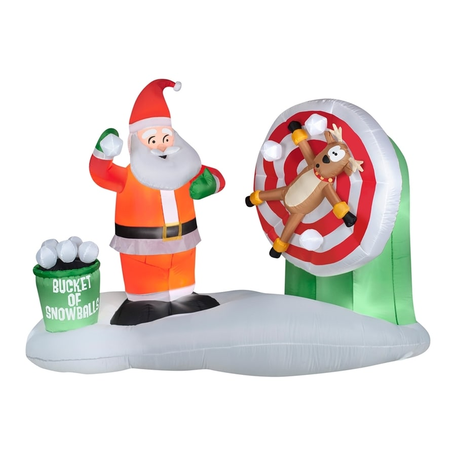 throwing snowballs christmas inflatable product image 1 j marcus 5 ft 6 in x 7 ft 8 in