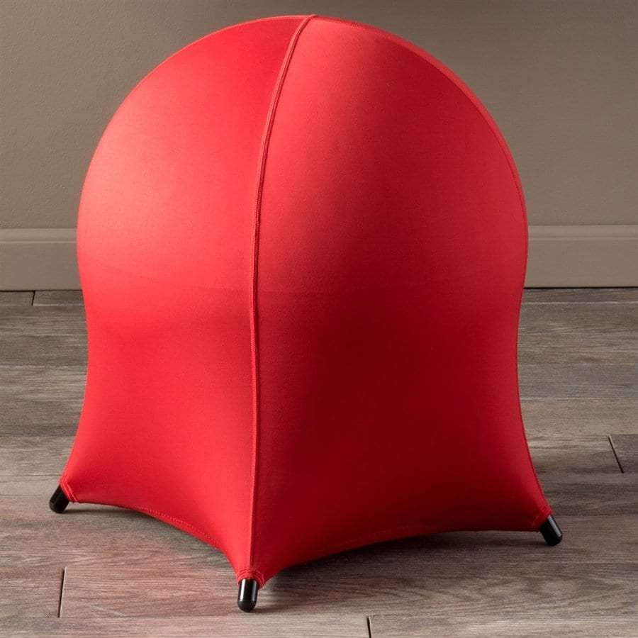 Best Selling Home Decor Inflato Modern Red Accent Chair
