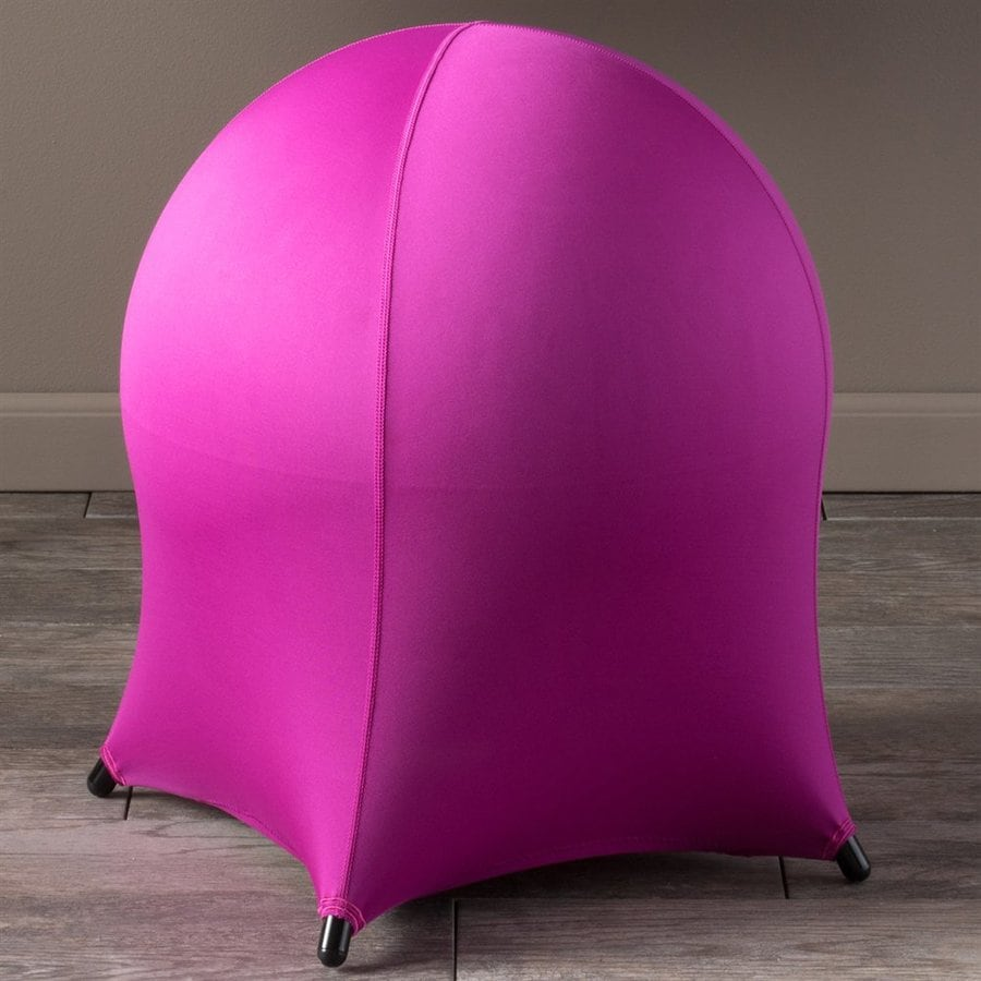 Best Selling Home Decor Inflato Modern Hot Pink Synthetic Accent Chair