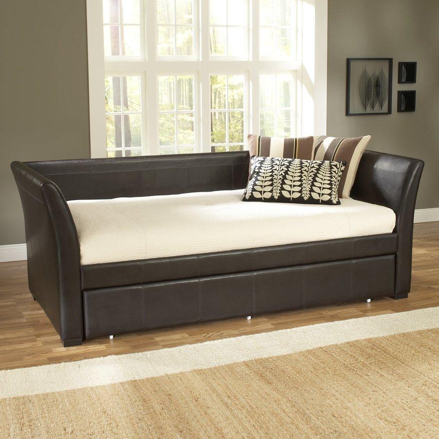 Hillsdale Furniture Malibu Brown Twin Trundle Bed