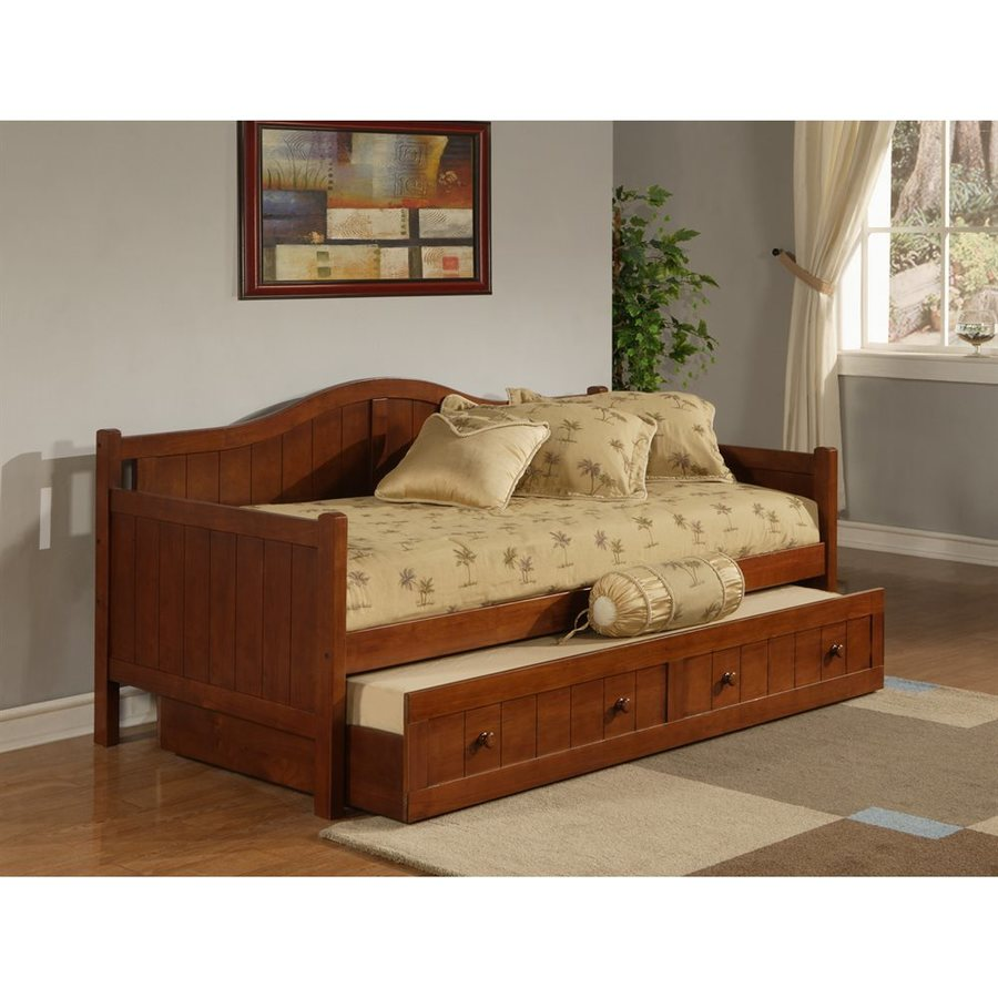 Hillsdale Furniture Staci Cherry Twin Trundle Bed