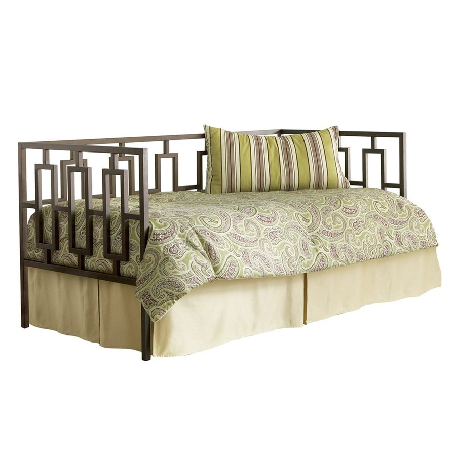 Fashion Bed Group Miami Coffee Twin Daybed Bed