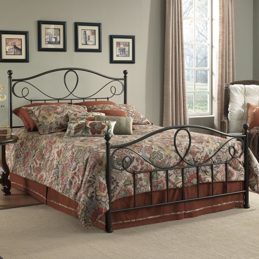 Fashion Bed Group Sylvania French Roast King 4-Poster Bed