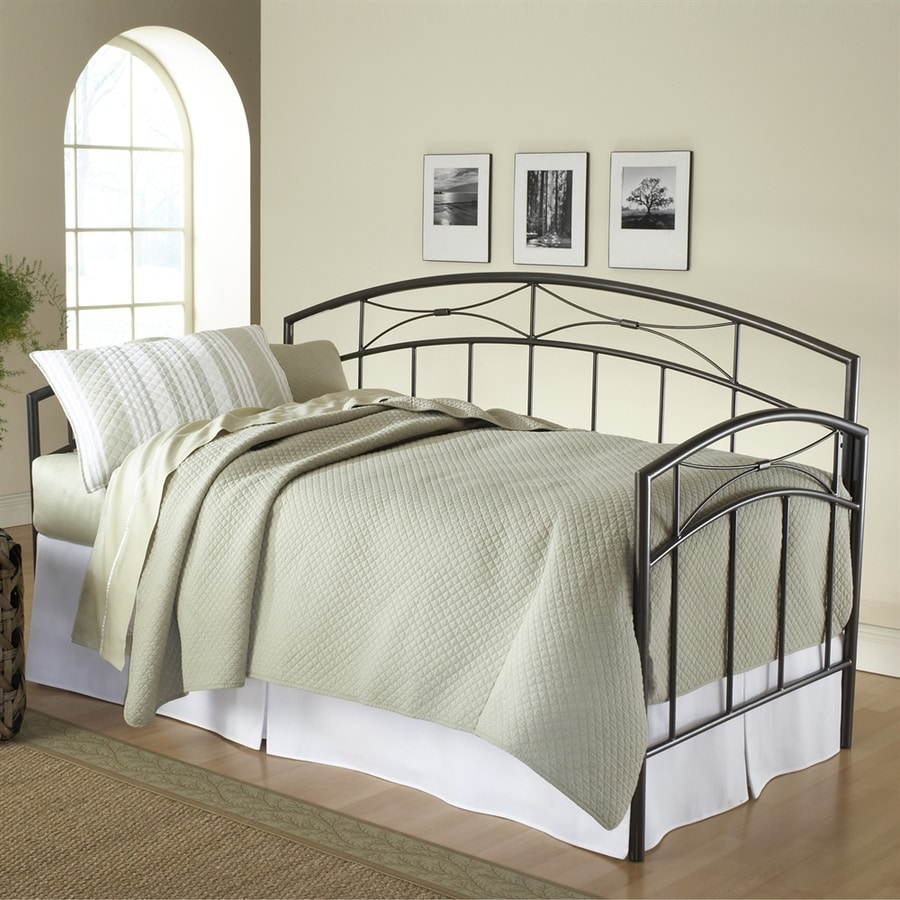 Hillsdale Furniture Morris Magnesium Pewter Twin Daybed Bed