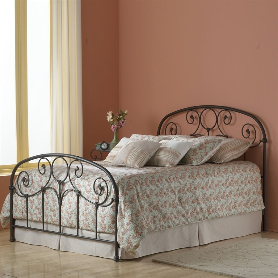 Fashion Bed Group Grafton Rusty Gold Twin Panel Bed