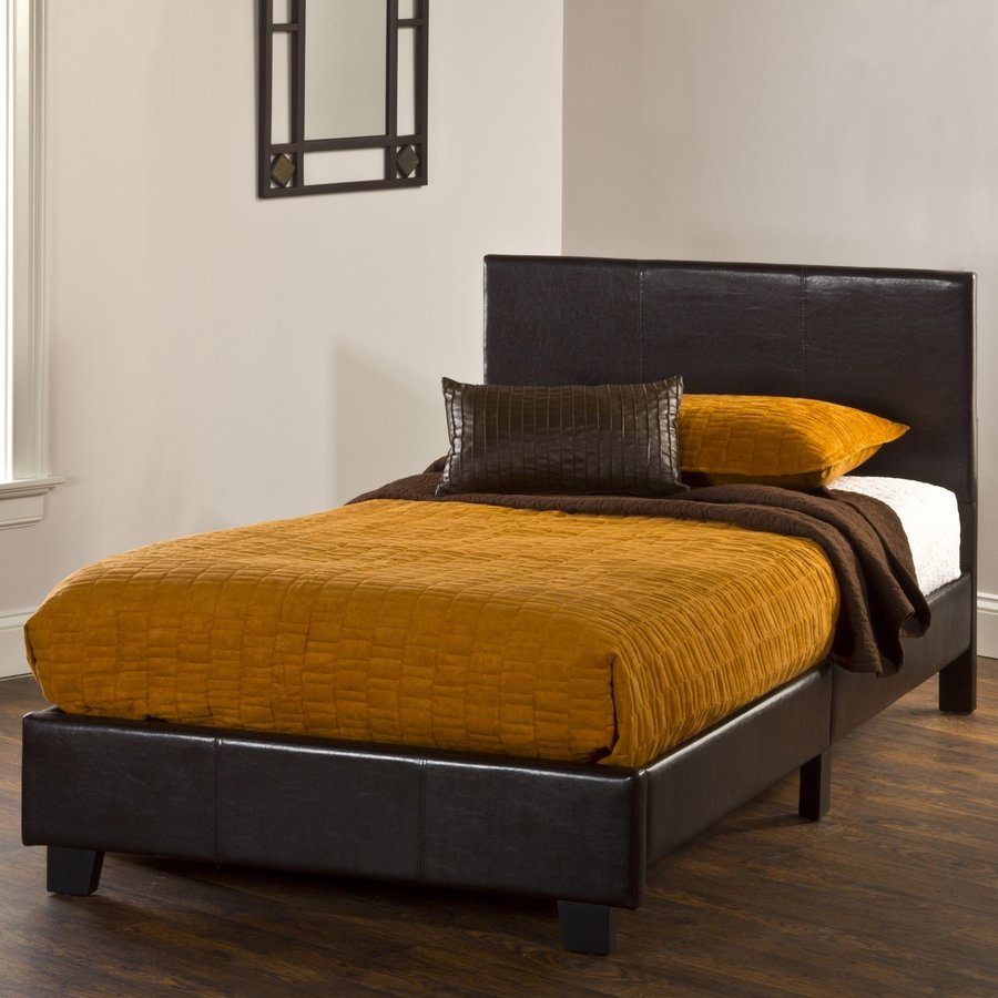 Hillsdale Furniture Springfield Brown Twin Low-profile Bed