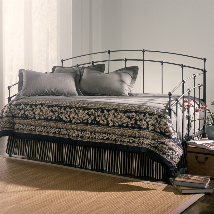 Fashion Bed Group Fenton Black Walnut Twin Daybed Bed