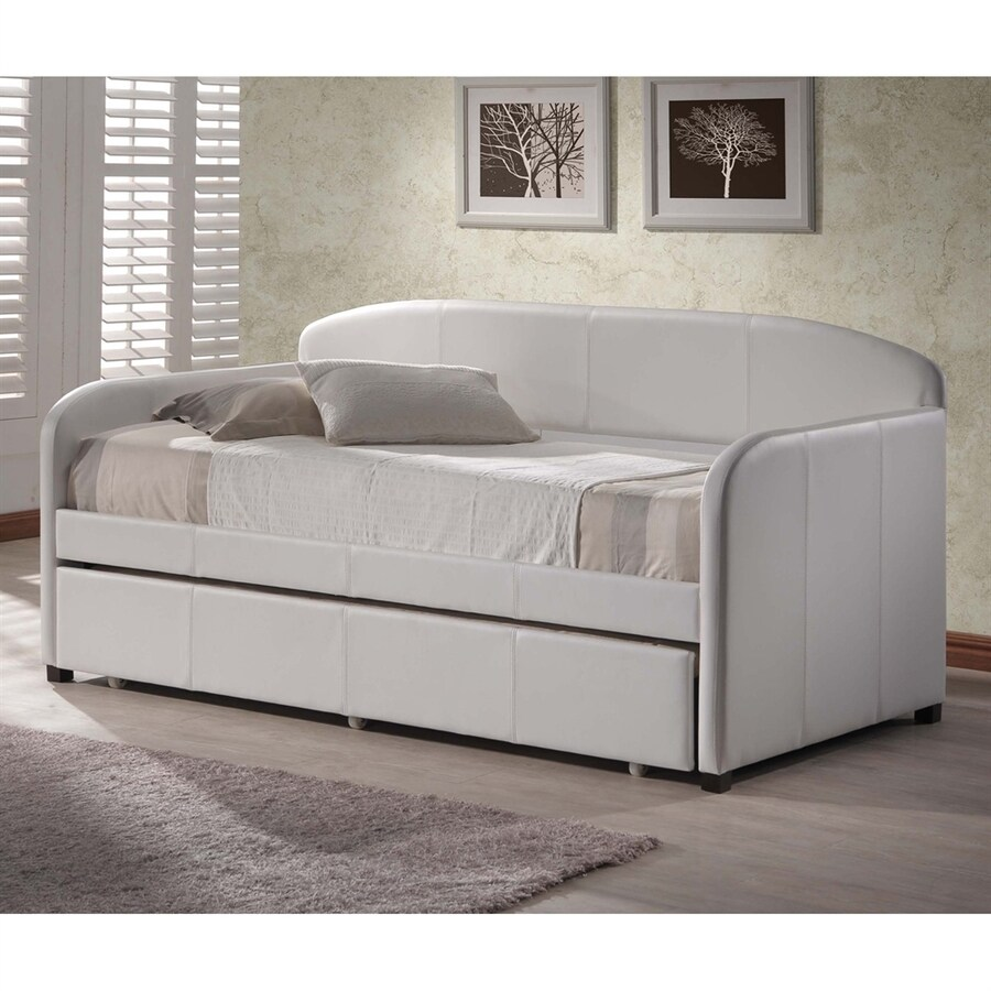 Hillsdale Furniture Springfield White Twin Trundle Bed