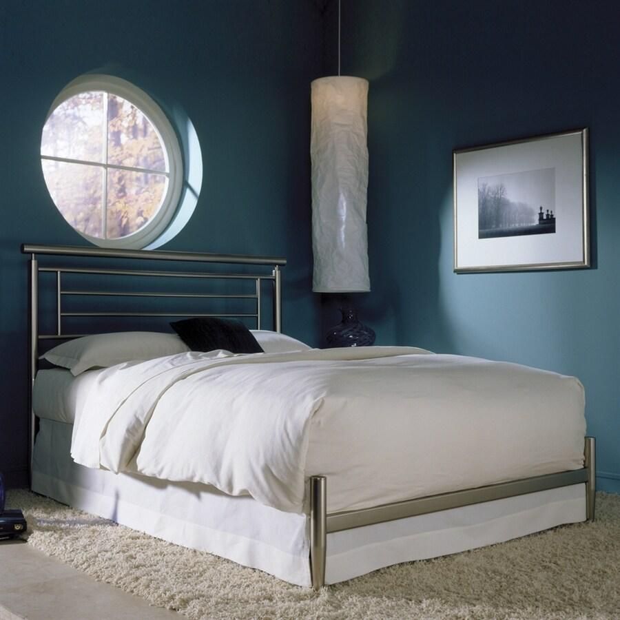 Fashion Bed Group Chatham Brushed Satin Full Platform Bed