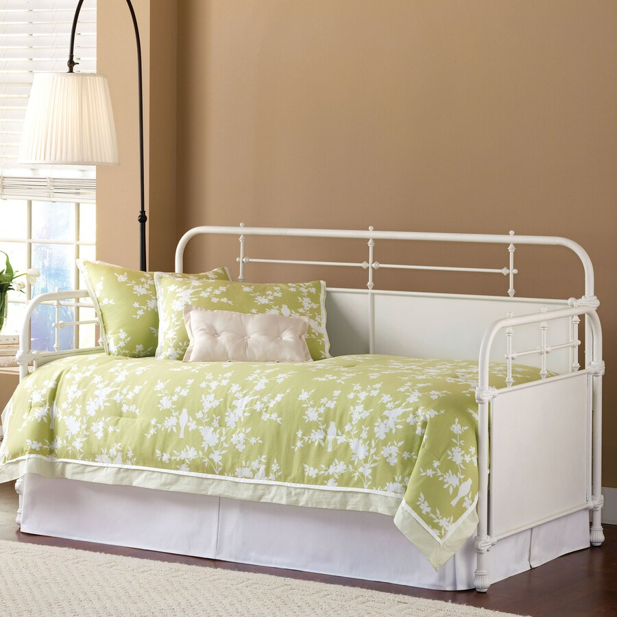 Hillsdale Furniture Kensington Textured White Twin Daybed Bed