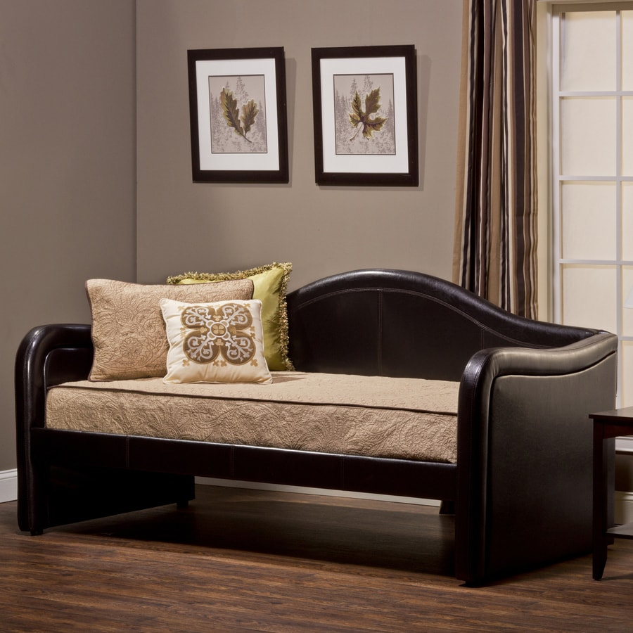 Hillsdale Furniture Brenton Brown Twin Daybed Bed