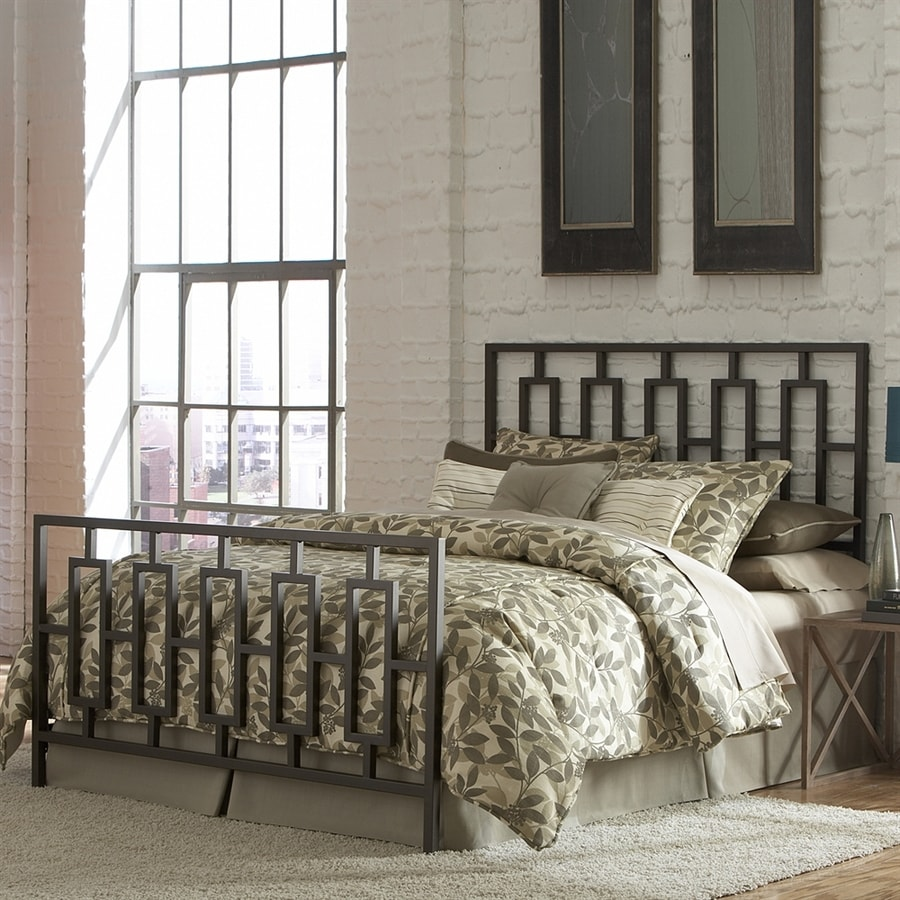 Fashion Bed Group Miami Coffee Full Panel Bed
