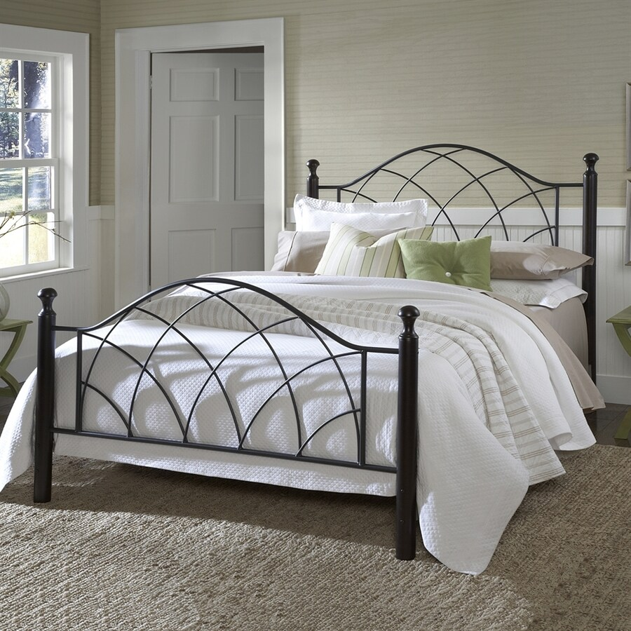 Hillsdale Furniture Vista Twin 4-Poster Bed