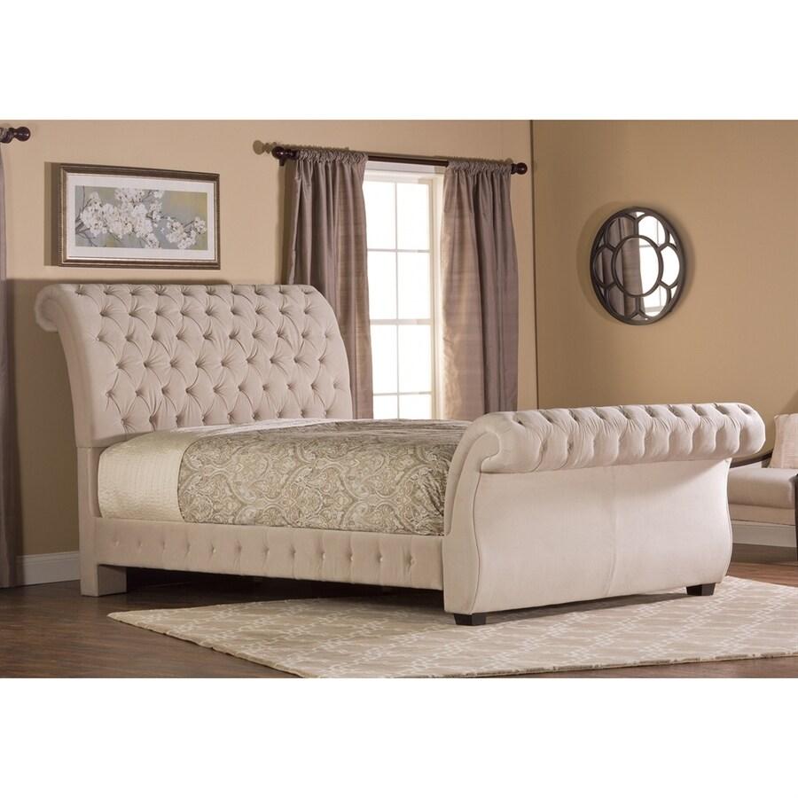 Hillsdale Furniture Bombay Buckwheat Queen Sleigh Bed