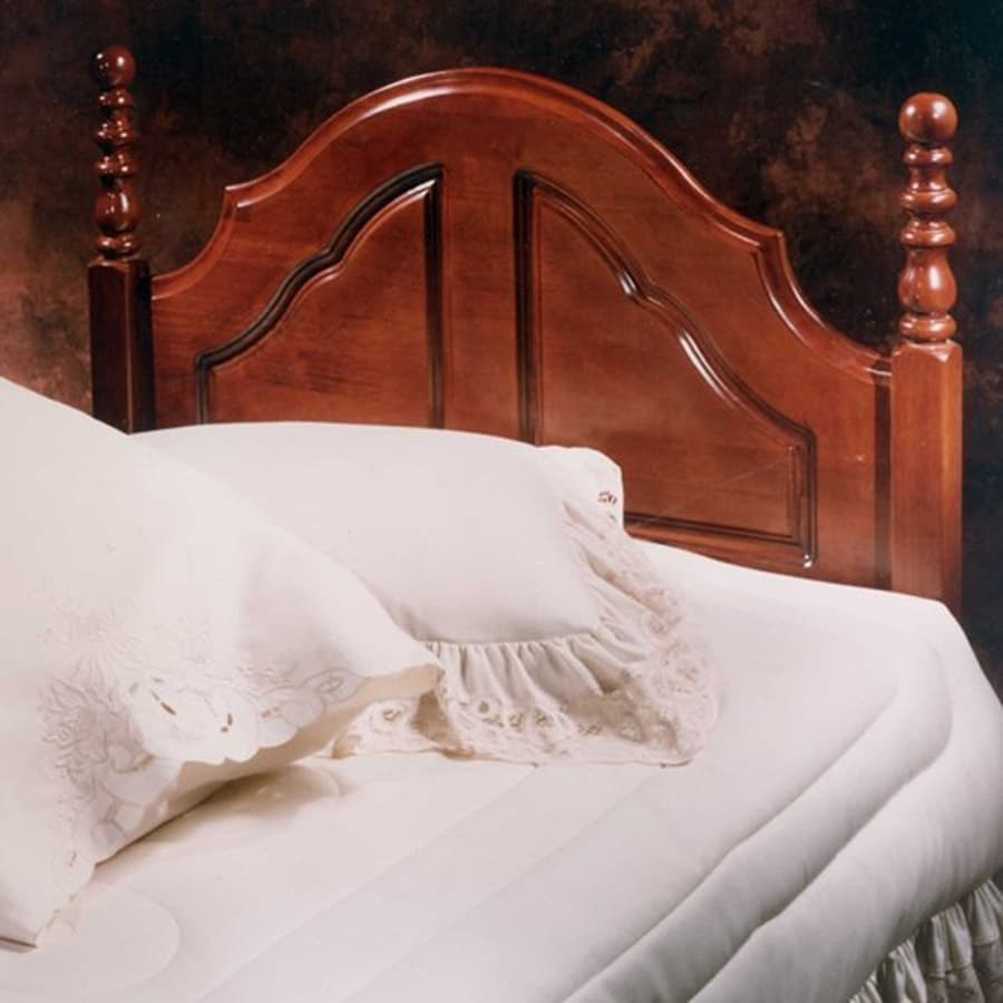 Hillsdale Furniture Cheryl Cherry Twin 4-Poster Bed