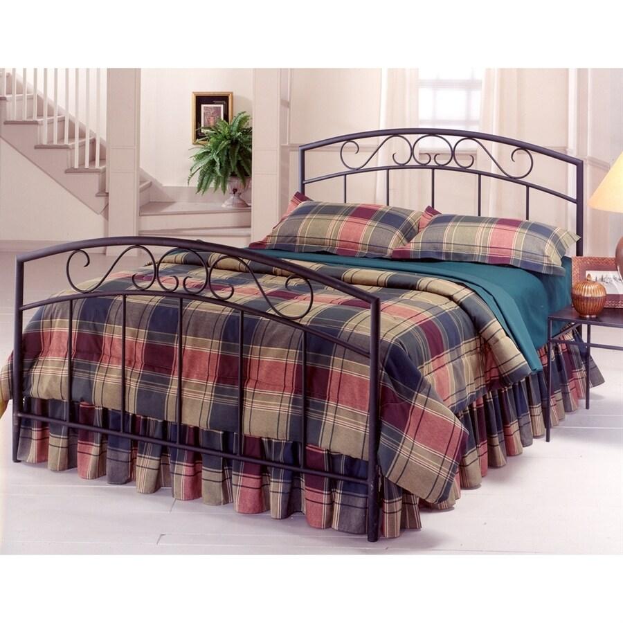 Hillsdale Furniture Wendell Textured Black Full Panel Bed