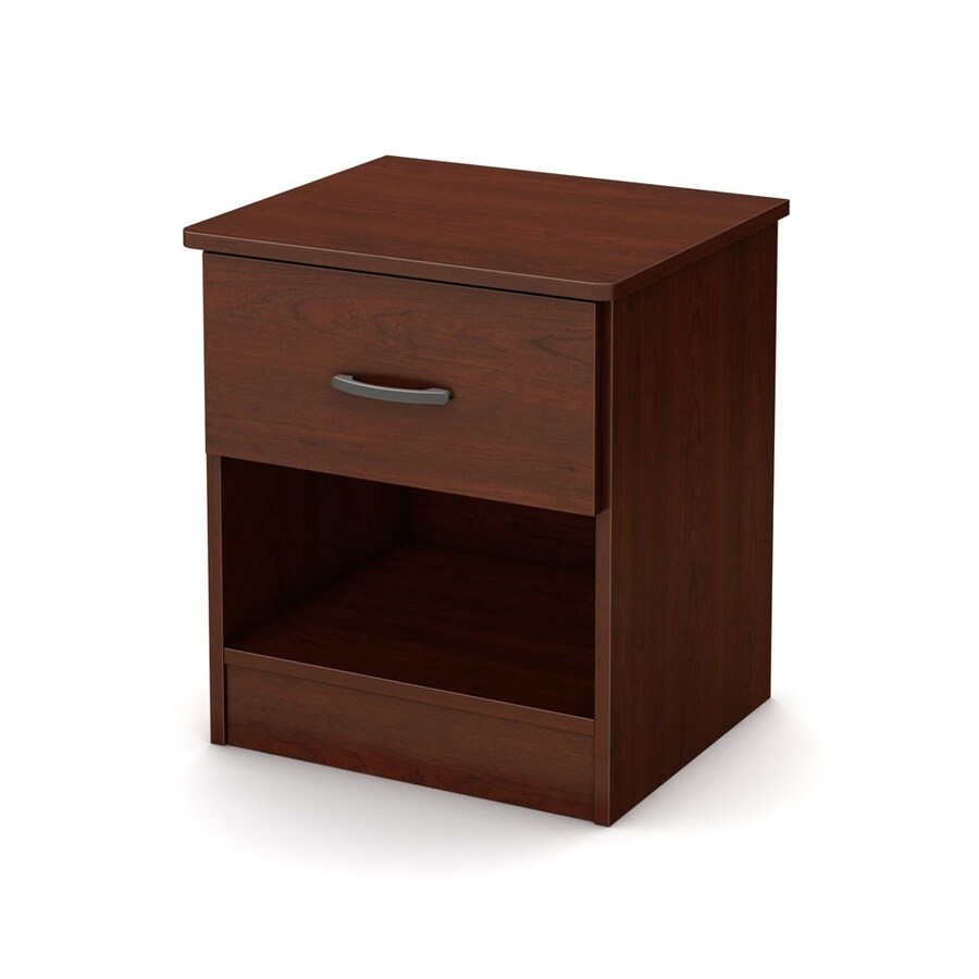 South Shore Furniture Libra Royal Cherry Nightstand