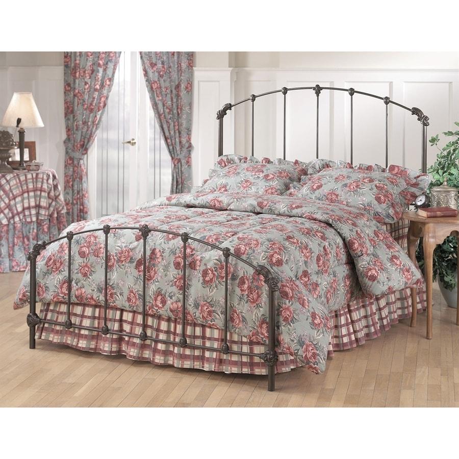 Hillsdale Furniture Bonita Copper Mist King Panel Bed