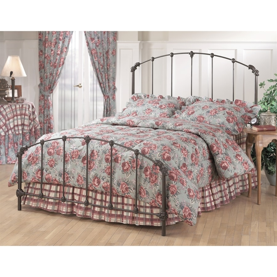 Hillsdale Furniture Bonita Copper Mist Queen Panel Bed