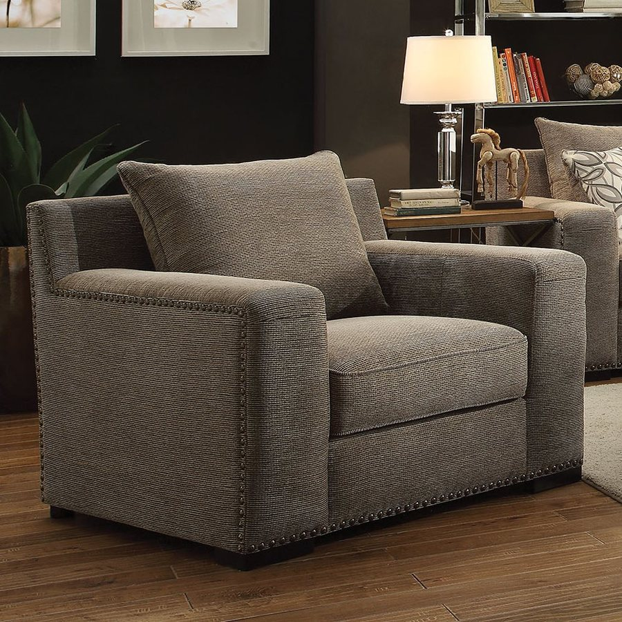 ACME Furniture Ushury Casual Gray Club Chair