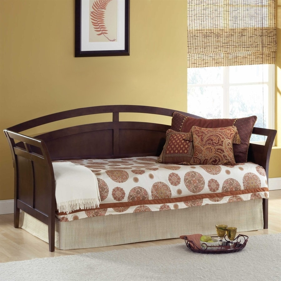 Hillsdale Furniture Watson Espresso Twin Daybed Bed