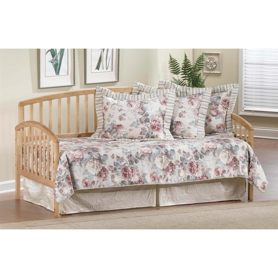 Hillsdale Furniture Carolina Country Pine Twin Trundle Bed