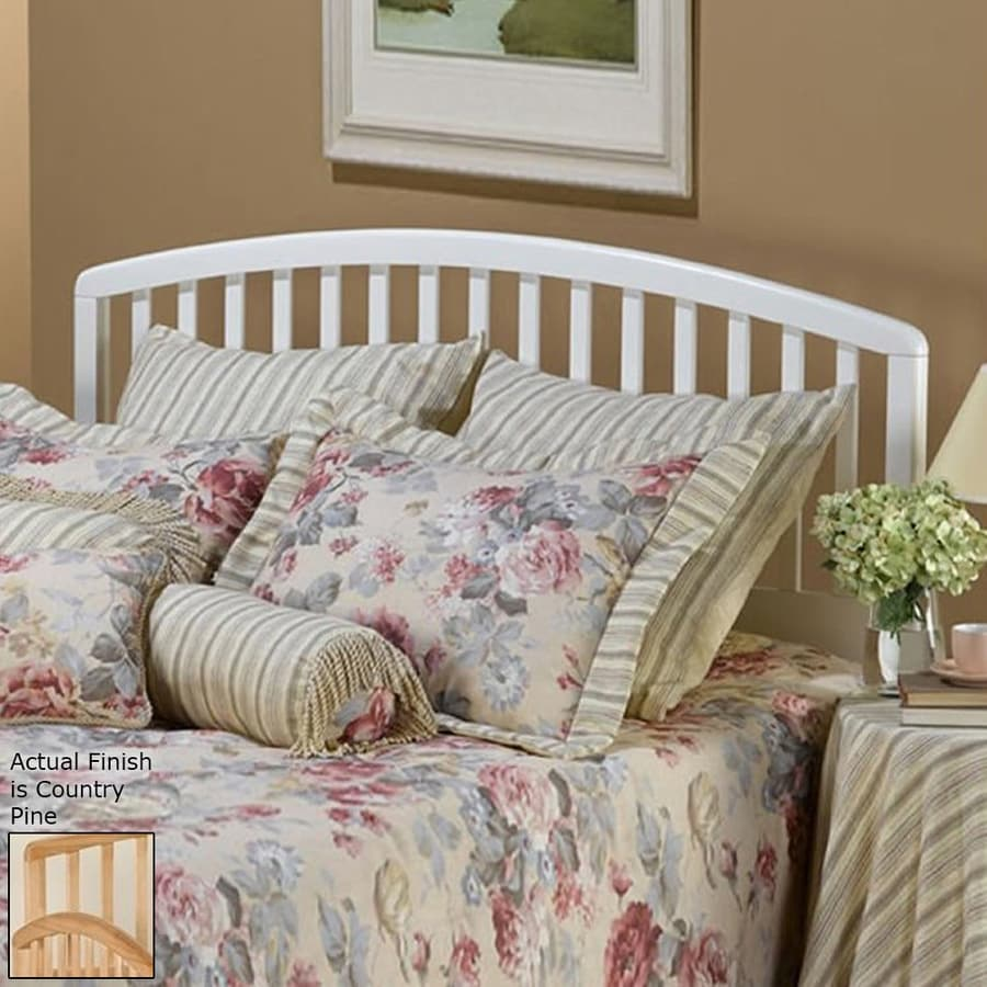 Hillsdale Furniture Carolina Country Pine Twin Panel Bed