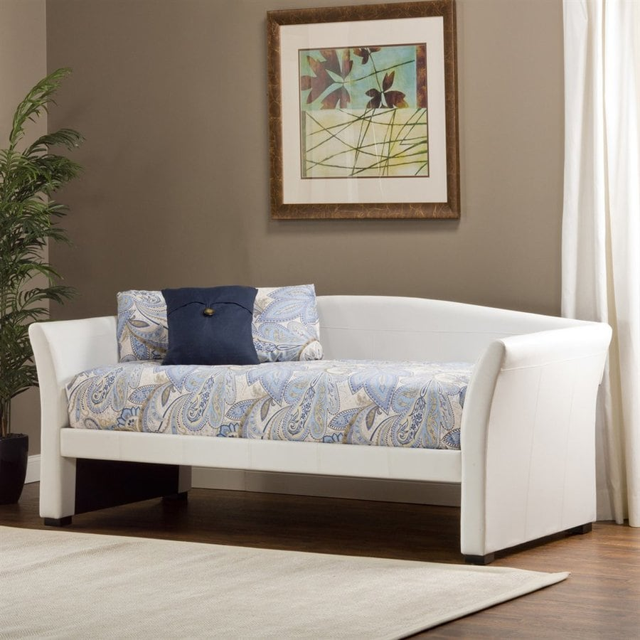 Hillsdale Furniture Montgomery White Twin Daybed Bed