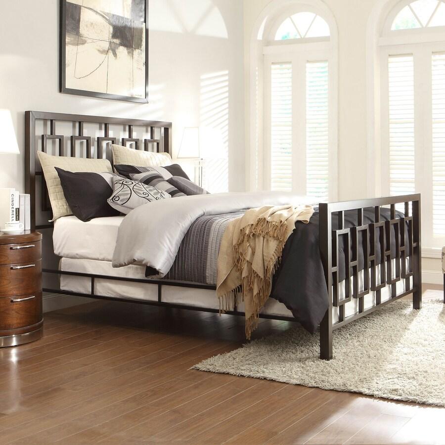 Homelegance Zelda Black California King Bed