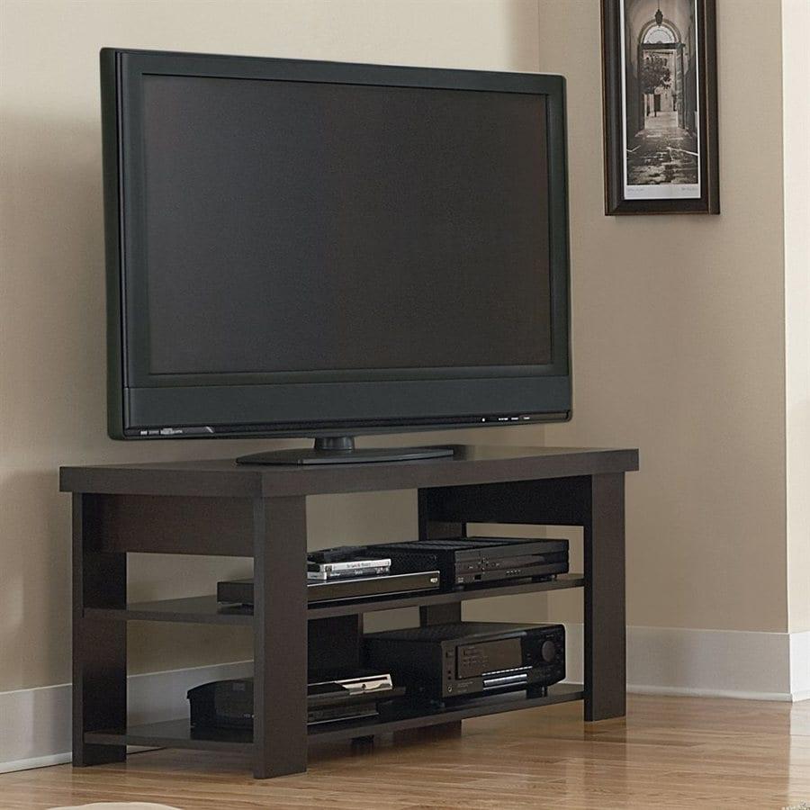 Ameriwood Home Black Forest Rectangular TV Cabinet
