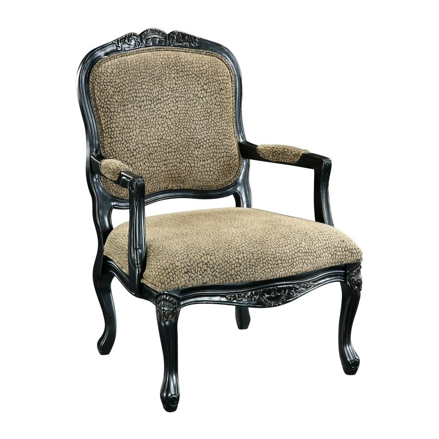 Coast to Coast Casual Reptile Print Accent Chair