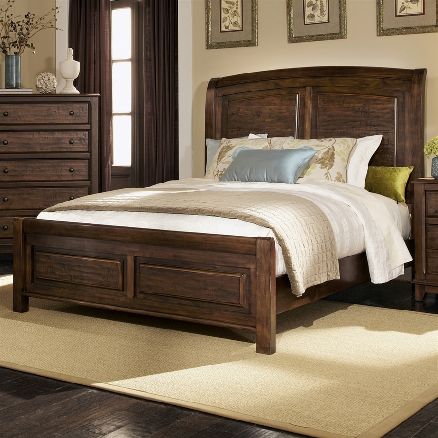 Coaster Fine Furniture Laughton Cocoa Brown King Panel Bed