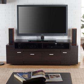 Enitial Lab Talbot Cappuccino Rectangular TV Cabinet