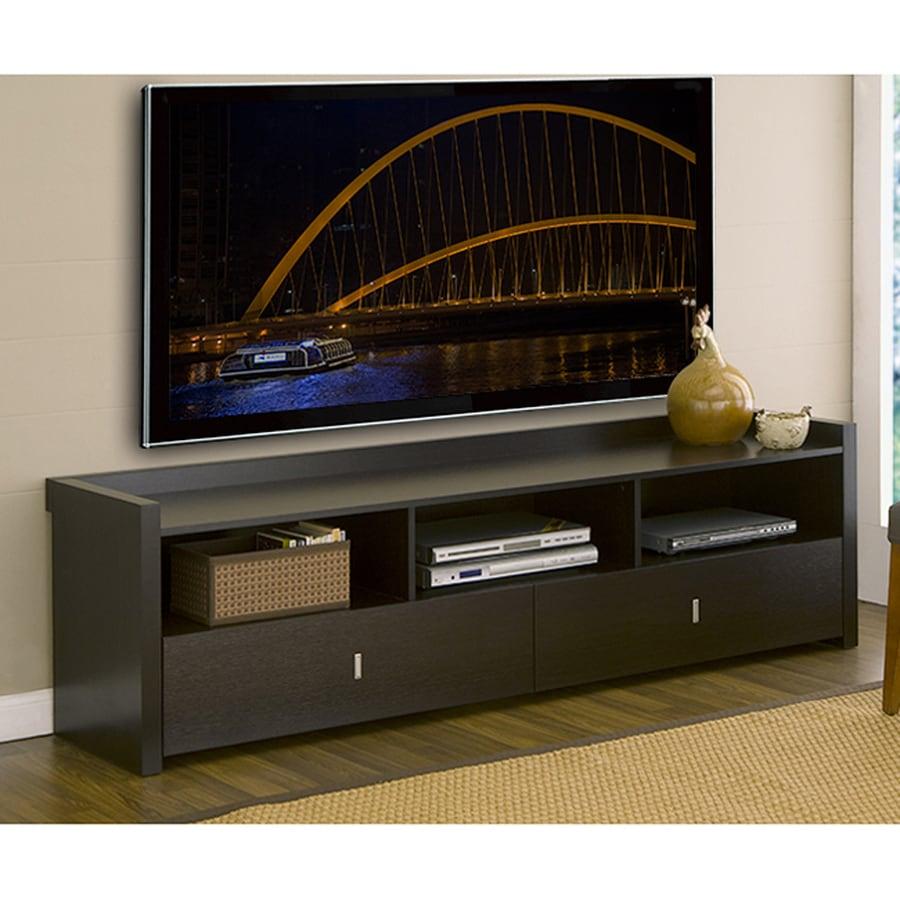 Enitial Lab Lisbon Cappuccino Rectangular TV Cabinet