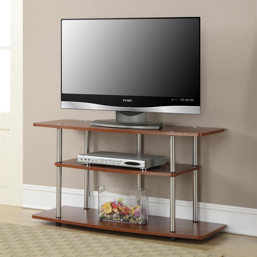 Convenience Concepts Designs2Go Cherry Rectangular TV Cabinet