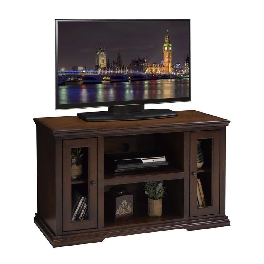 Legends Furniture Ashton Place Danish Cherry Rectangular TV Cabinet