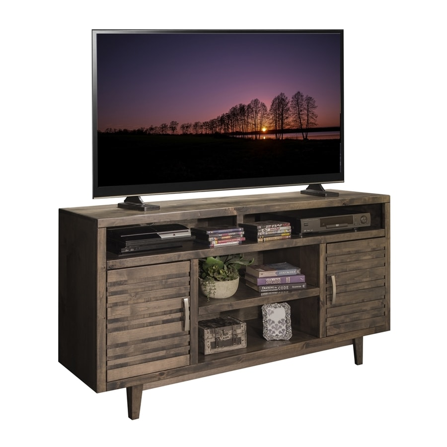 Legends Furniture Avondale Charcoal Rectangular TV Cabinet
