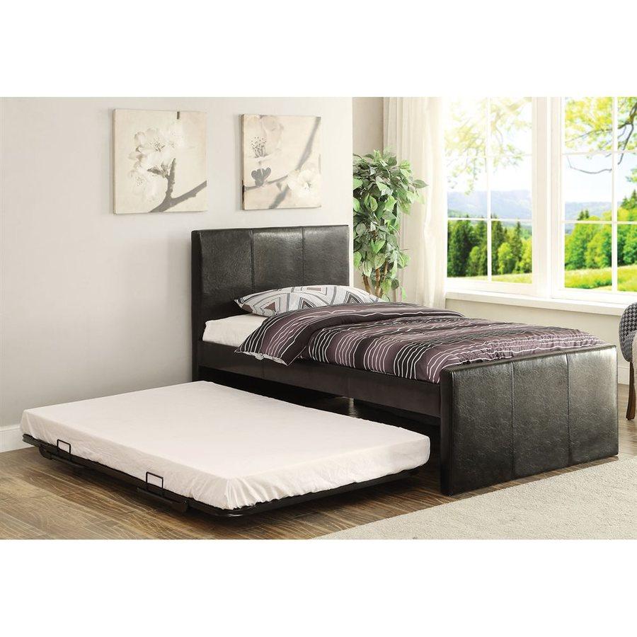 ACME Furniture Jandale Black Twin Platform Bed