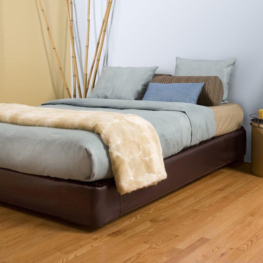 Tyler Dillon Avanti Pecan Queen Platform Bed