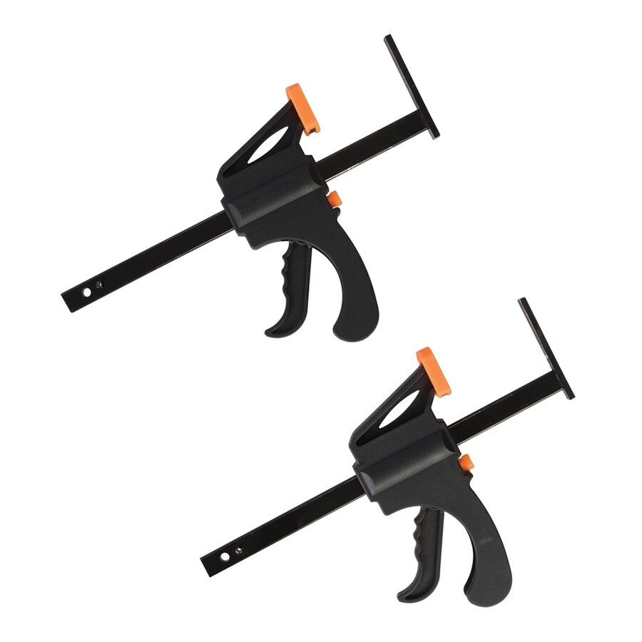 Triton Tools TTS 2-Pack 1.25-in Clamp