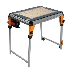 Perfect Triton Tools 29 In W X 35.5 In H Aluminum Work Bench