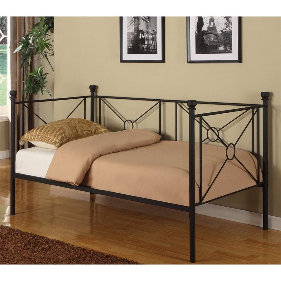 KB Furniture Black Twin Daybed