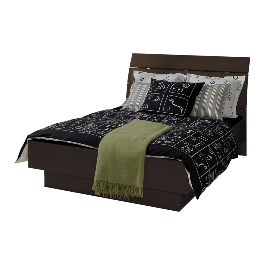 Tvilum Scottsdale Coffee Full Platform Bed