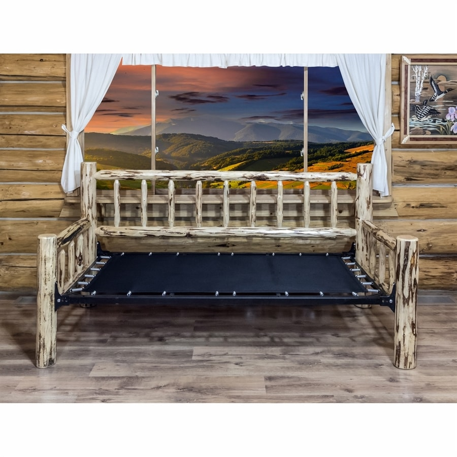 Montana Woodworks Montana Natural Twin Daybed