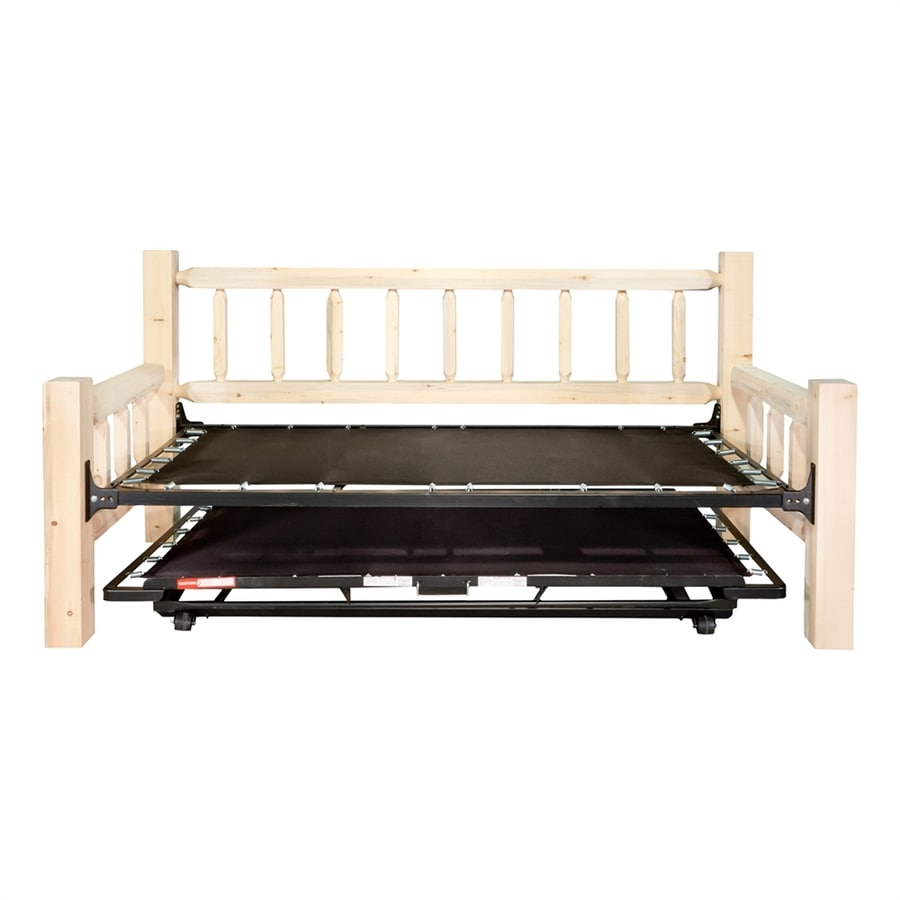 Montana Woodworks Homestead Natural Twin Daybed