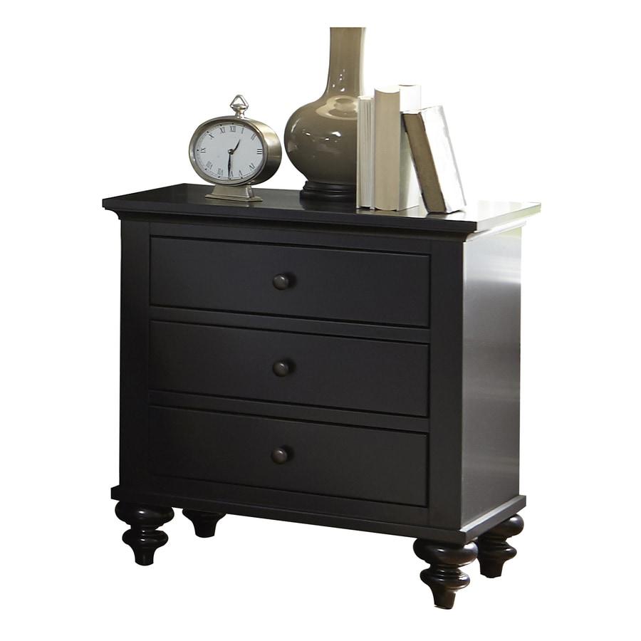 Liberty Furniture Hamilton III Black Birch Nightstand