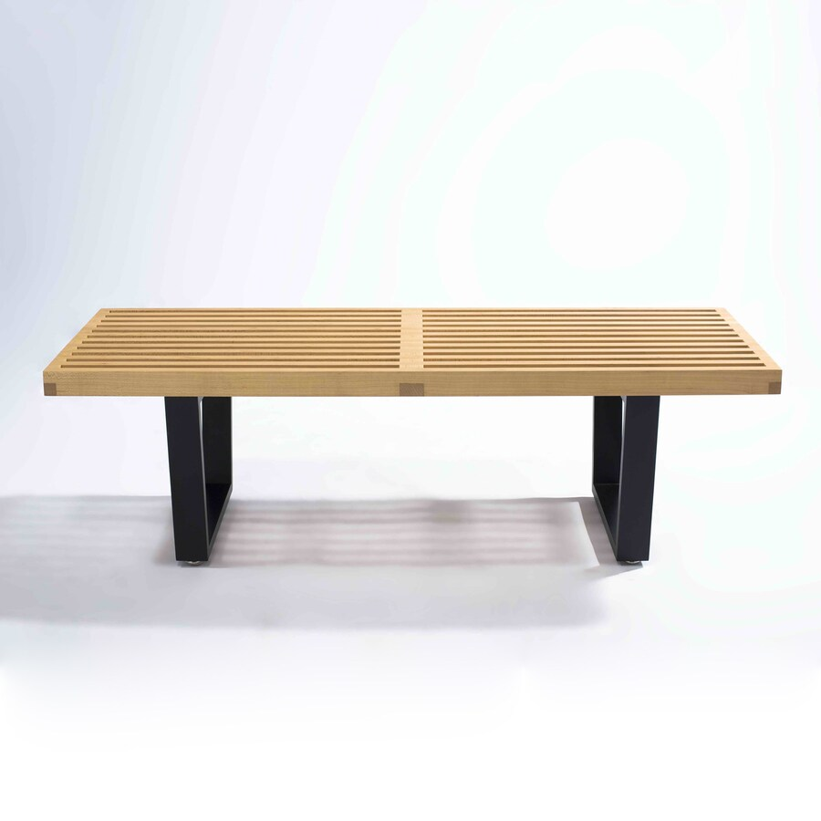AEON Furniture Modern Classics Contemporary American Maple Accent Bench