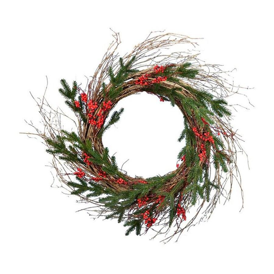 Fantastic Craft 38-in Indoor Berry Artificial Christmas Wreath