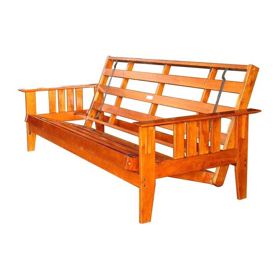 Night & Day Furniture Continental Hickory Futon